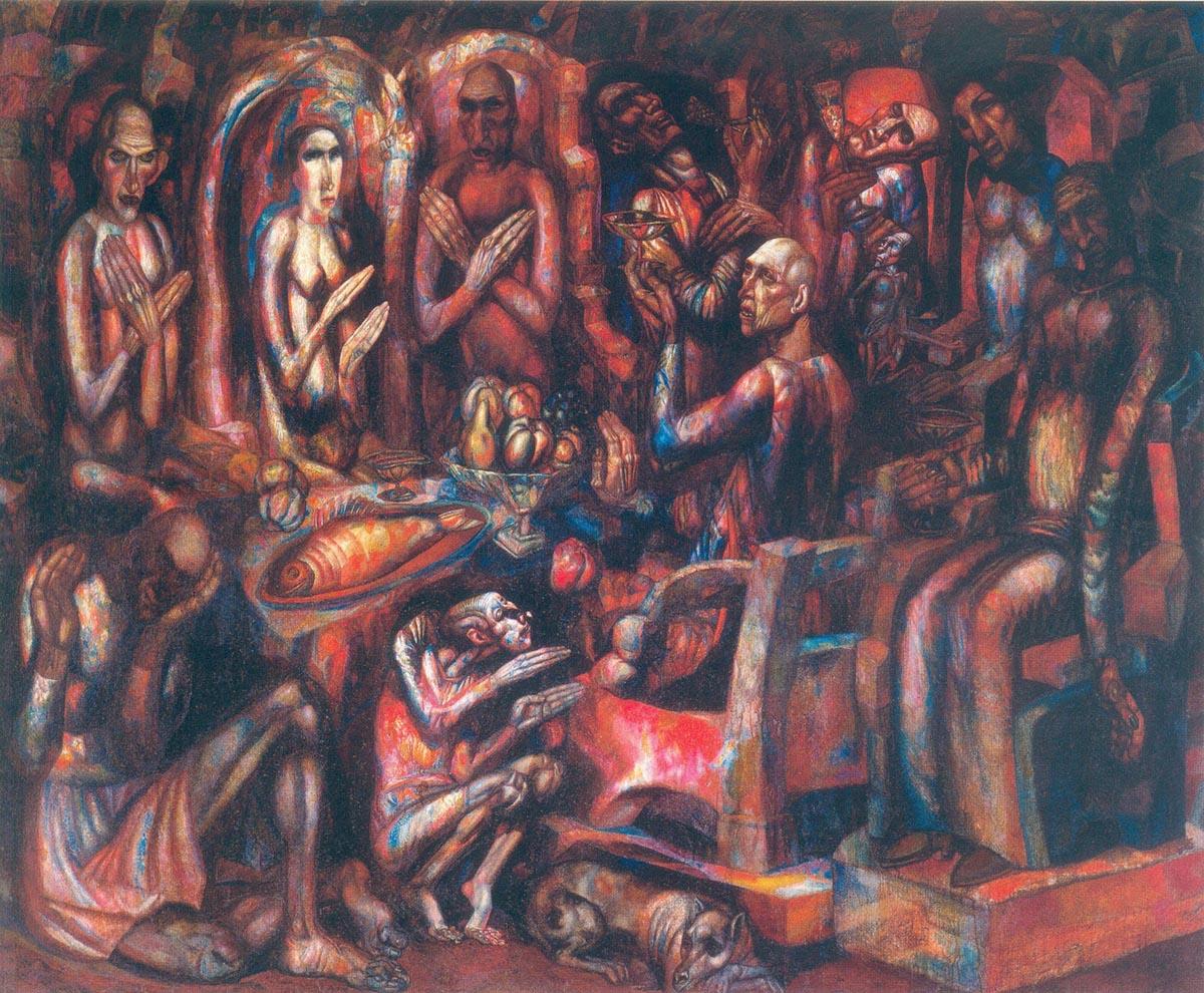 ВРусском музее соберут шедевры экспрессионистов