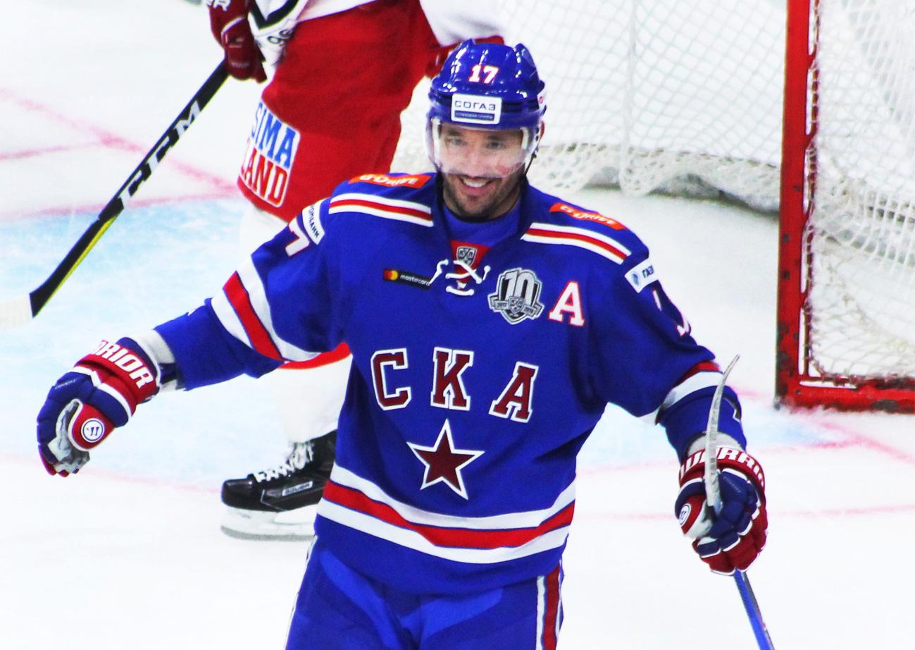 Вы когда лёд залили. СКА и ЦСКА проиграли на турнире в Сочи