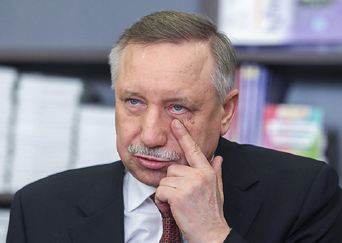 Беглов поблагодарил ЦИК за помощь в «честных» выборах 2