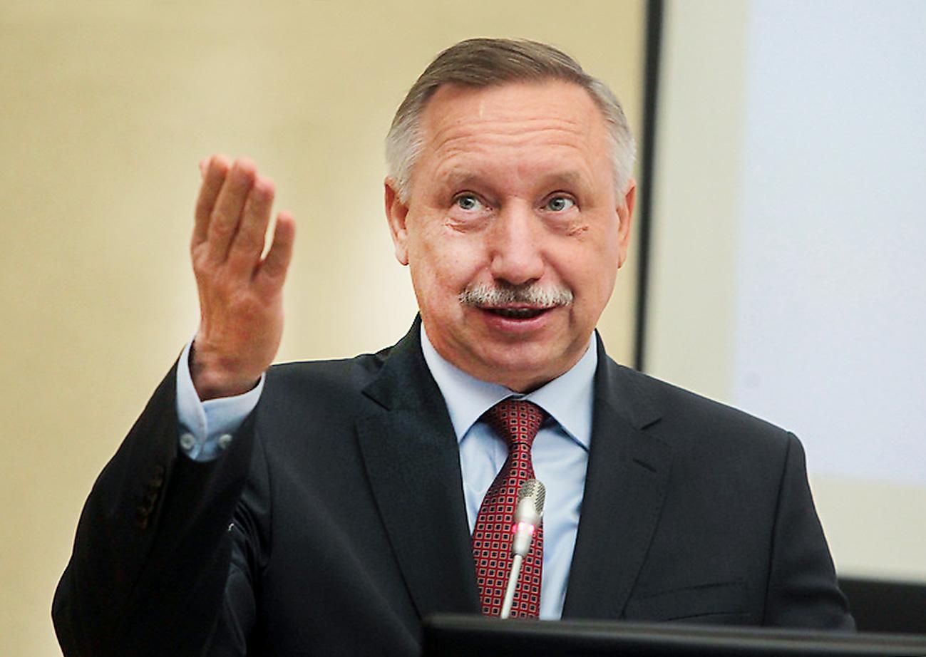 Беглов анонсировал появление районных социальных участковых